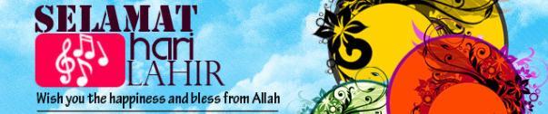 bday Sanah Helwa 19 Li Nafsi :)